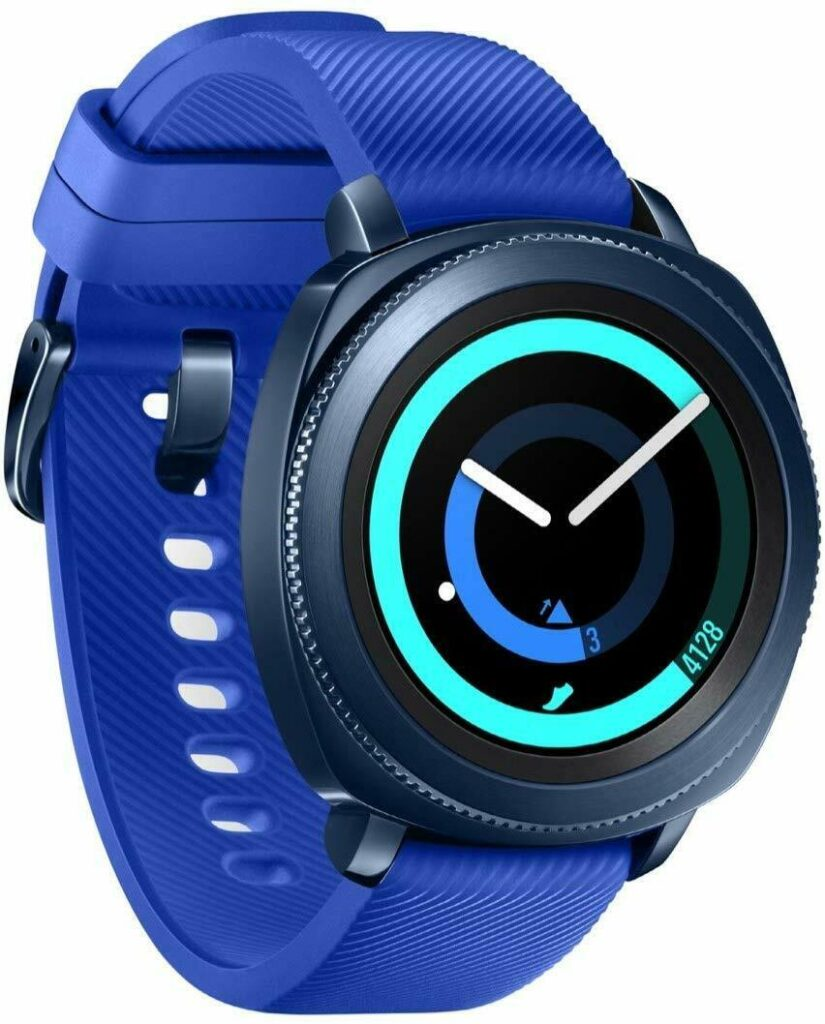Samsung Gear Sport – Smartwatch mujer